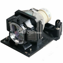 Replacement Projector Lamp Bulb DT01435 for Hitachi HCP-240X HCP-280X HCP-380X - $68.48