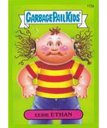 2014 Garbage Pail Kids Series 2 GREEN BORDER *EERIE ETHAN* #112a - $0.99