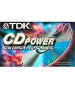 Tdk Cd Power 90 [Electronics] - $3.95