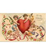 To My Valentine Paul Finkenrath of Berlin Vintage Post Card - $7.00