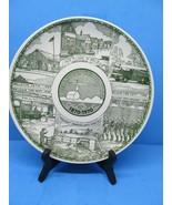 "Kettlesprings Kilns Bellevue Kentucky History 10"" Collectors Plate - $19.59"