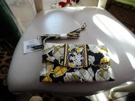 Vera Bradley strap wallet in retired Dogwood pattern   - $22.50
