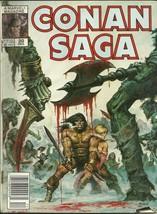 Conan Saga 20 Marvel Comic Book Magazine Dec 1988 - $1.99