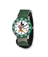 Disney Kids Mickey Mouse Camo Velcro Band Time ... - $33.22