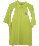 Greg Norman Play Dry PGA Championship Whistling Straights Stretch Polo Shirt XXL - $18.95