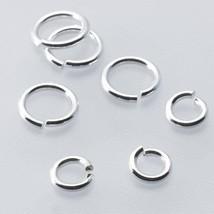 Sterling Silver Round Solder-Filled Jump Ring 4... - $16.52