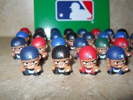 2016 MLB BASEBALL TEENYMATES SERIES 3 - PICK YOUR BASEBALL TEAM FIGURE!!! - $0.96+