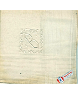 "Men's Handkerchiefs Set of two Letter ""B"" - $8.00"