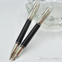 High Quality black resin ballpoint pen / Roller ball pen / Fountain pen ... - $22.99