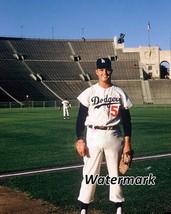 MLB 1960's Los Angeles Dodgers Don Drysdale Memorial Coliseum 8 X 10 Photo Pic - $5.99