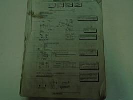 1996 Mitsubishi Eclipse Service Repair Shop Manual Volume 1 Factory Damaged Oem - $23.76