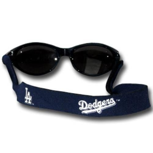 LOS ANGELES DODGERS MLB BASEBALL CROAKIES SUNGLASSES EYEGLASS STRAP