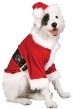 Rubie's Christmas Pet Costume, Santa Claus, Small #jdb image 2