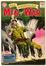 All-American Men Of War #49 1957-DC COMICS-J KUBERT ART FN/VF - $248.56