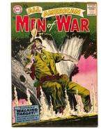 All-American Men Of War #49 1957-DC COMICS-J KUBERT ART FN/VF - $248.56