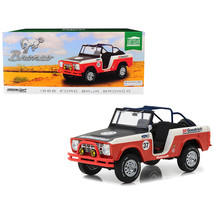 1966 Ford Baja Bronco #37 BFGoodrich 1/18 Diecast Model Car by Greenlight 19037 - $77.68