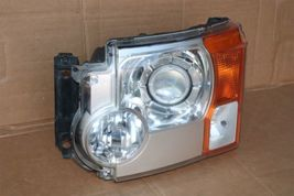 05-09 Land Rover LandRover LR3 Xenon HID Headlight Left Driver LH - POLISHED image 3