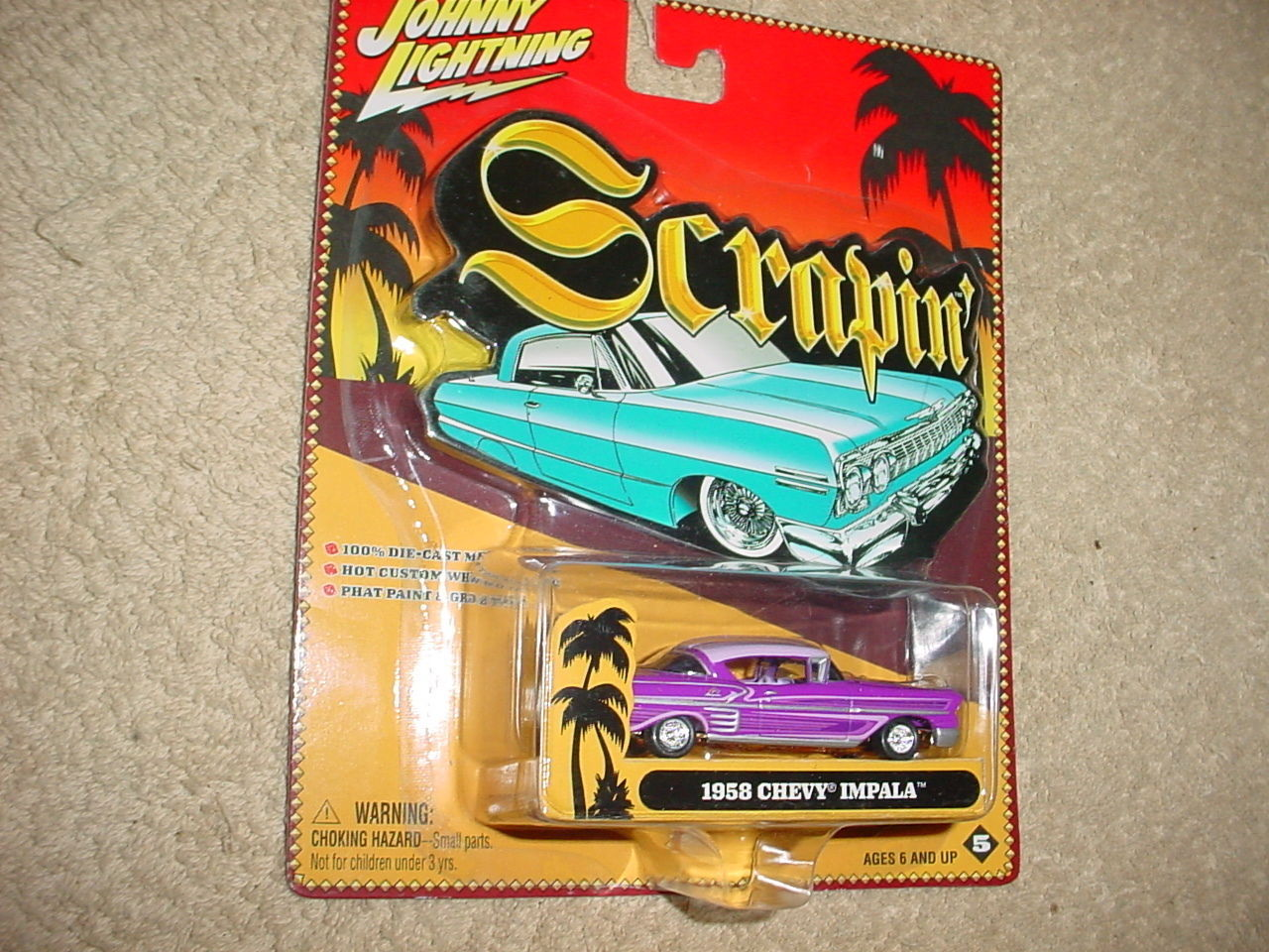 Johnny Lightning Scr API N' Series 1958 and similar items
