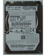 100GB 2.5in SATA Drive Toshiba MK1034GSX HDD2D37 Free USA Ship Our Drive... - $24.45