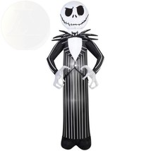 Airblown Inflatable Jack Skellington New Free Shipping - $206.17