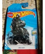 2020 Hot Wheels black/gray BMW K 1300 R motorcycle 8/10 Factory Fresh 65... - $17.47