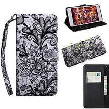 XYX Wallet Phone Case for Sony Xperia XA2,[Kickstand][Wrist Strap][Card ... - $9.88