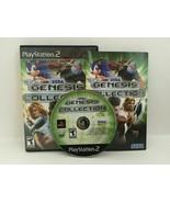 Sega Genesis Collection (Sony PlayStation 2, 2006) - $6.85