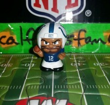 2017 NFL SERIES 6 TEENYMATES ANDREW LUCK QB FIGURE INDIANAPOLIS COLTS  - $1.67