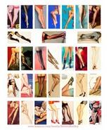 womans body legs feet high heels clipart digital download collage sheet ... - $2.99