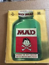 MAD MAGAZINE NO. 125 MARCH 1969 WARNING! ONE MANS MAGAZINE ANOTHER MAN'S... - $11.87