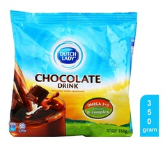 Dutch Lady Chocolate Drink 350 Gram For Whole Family - $17.90