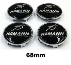 Front Hood Badge Emblem Rear Trunk Logo wheel hubs Cover Tires & Parts W... - $19.17