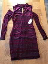 Guess Womens Velvet Dress Size 2 0044 - $127.71