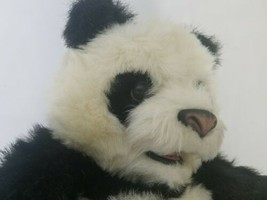 Panda Bear Luv Cub Fur Real Friends Interactive Works 2004 Hasbro - $29.69