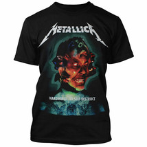 METALLICA T-SHIRT - HARDWIRED ... TO SELF-DESTRUCT [S/M/L/XL] - NEW UNWO... - $16.99