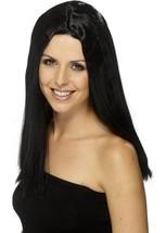 "Long  18"" Wig.Black. - £5.74 GBP"