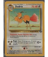 Dodrio - Pokemon Colllectible Card Game - Basic - 1999 - 34/64 - Wizards. - $1.13