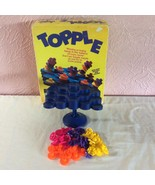 Topple Stacking Challenge Game 1992 Pressman No Dice Or Instructions - $1.97