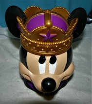 Disney on Ice Mickey Mouse with Crown Cup w/ Hinged Lid - $9.18