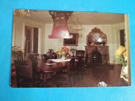 VTG UNUSED POSTCARD.LONGWOOD DINING ROOM,NATCHEZ,MISSISSIPPI. - $9.49