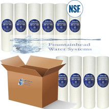 10 Nsf Sediment Filters 10