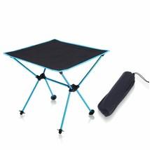 Portable Lightweight Outdoors Folding Camping Table 7075 Aluminium Alloy... - $36.48