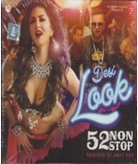 Desi Look 52 Non Stop Remix Hindi CD ( Honey Singh) - $7.91