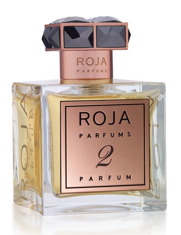 PARFUM DE LA NUIT 2 by ROJA DOVE 5ml Travel Spray Rum Vetiver Castoreum Perfume