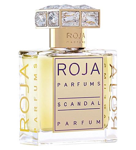 SCANDAL by ROJA Perfume 5ml Travel Spray LILY TUBEROSE FEMME PARFUM