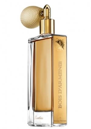 BOIS D'ARMENIE by GUERLAIN 5ml Travel Spray PEPPER GAIAC COPAHU Perfume