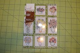 Anita Goodesign - Floral Vases - $54.23