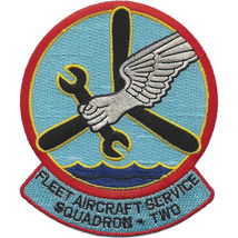 US Navy Fleet Aircraft Service Squadron Two patch - FASRON 2 - $11.87
