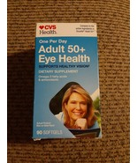 CVS Health One Per Day Adult 50+ Eye Health 90 Softgels Ocuvite Exp 07/2... - $15.83