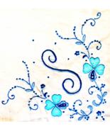 "Women's Handkerchief -Vintage - Letter ""S""  - $8.00"